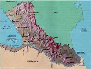 Mapa_Fisico_Departamento_Rio_San_Juan_Nicaragua