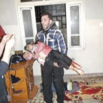 Imágenes peores que la de la foto publicada en marzo por El País, de España, son reportadas actualmente en Siria.