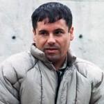 """Joaquín """"El Chapo"""" Guzmán, temido narco mexicano prófugo de la justicia."""