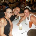 Brenda Trejos, Martín Urcuyo y Yelba Soza fundadores de Proyecto Comunicatio.