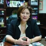 Magistrada de la Corte Suprema de Justicia, Alba Luz Ramos.