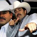 Sergio Vega El Shaka, uno de los cantantes mexicanos asesinados por los narcos.