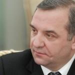 Vladimir Puchkov, ministro para Situaciones de Emergencia de Rusia.