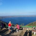 Una vista de la espectacular laguna de Apoyo. (Foto: Oscar Merlo).
