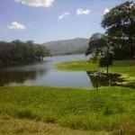 Embalse de Zuata, Venezuela, donde se construirá una obra parecida a la del lago de Managua..