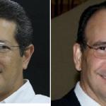 Roberto Bendaña y Álvaro Montealegre Rivas