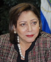Dra. Alba Luz Ramos.