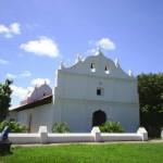La iglesia de Nicoya es el único edificio colonial de la ciudad, lo que buscan revertir sus autoridades.