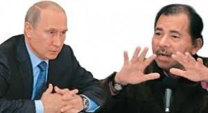 Putin y Ortega