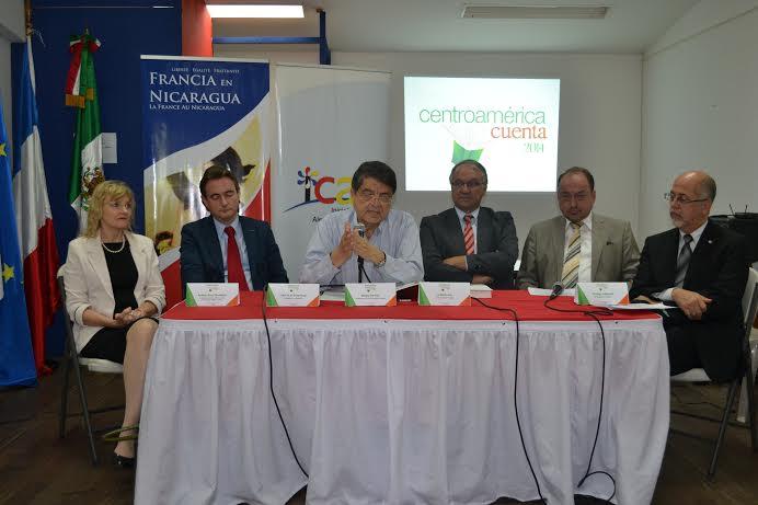 Sergio Centroamérica Cuenta