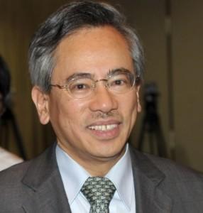 Dr. Chiu Wen-ta , ministro de Salud de Taiwán.