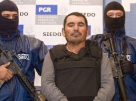 """Santiago Meza López, alias """"El Pozolero""""."""