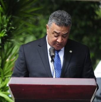 Harold Rivas Reyes, embajador de Nicaragua en Costa Rica.