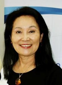 Ingrid Y. W. Hsing, embajadora de Taiwán en Nicaragua.