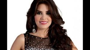 María José Alvarado, Miss Honduras 2014.