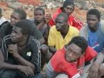 Migrantes africanos en América Latina. (Foto de referencia).