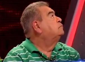 """Efraín Barraza, el """"mago Yin""""."""