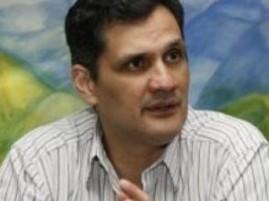 El ministro venezolano de Ciencia y Tecnología Manuel Fernández.