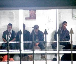 Parte de los migrantes rescatados en México. (Foto: El Sol de Córdoba).