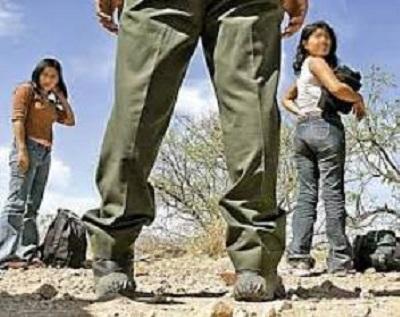 migrantes violación
