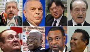 Arrestados FIFA