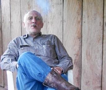 Eckard Zimmermann, jubilado alemán residente en Nicaragua.