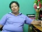 Dra. Martha Violeta Trujillo, psicogerontóloga social.