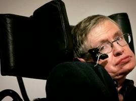 Stephen Hawking,  astrofísico británico.
