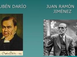 Darío y Jiménez