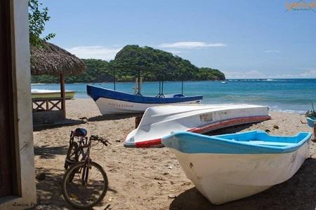 Uno de los destinos de Venivé en Nicaragua.