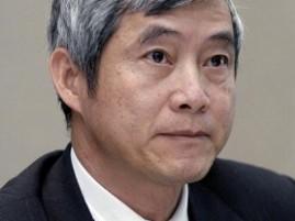 Ho Chen Tan, ministro de Transporte y Comunicaciones de Taiwán.