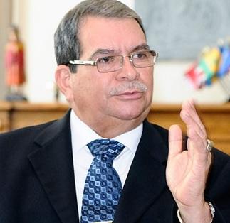 Omar Halleslevens, vicepresidente de Nicaragua.