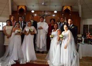 boda colectiva