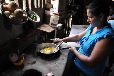 biogas cocina