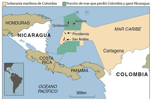 """El diferendo marítimo con Colombia provocó el """"impuesto patriótico"""", cuya derogación ahora es un hecho."""