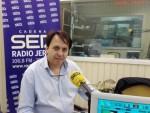 Ángel Moreno, acupunturista español.