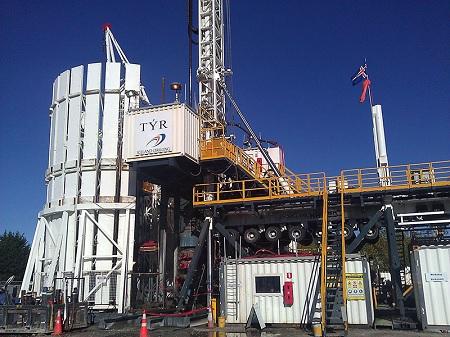 Perforadora HH300 Drillmec, Kawerau, New Zealand (source: Iceland Drilling).