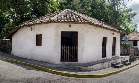 Casa de Rubén