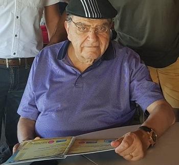 """Mario Kreutzberger, más conocido como """"Don Francisco""""."""