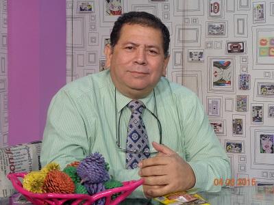 Dr. Vicente Maltez Montiel, médico internista.