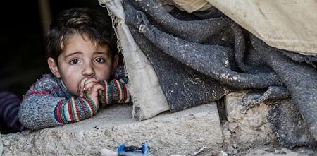 Siria niños
