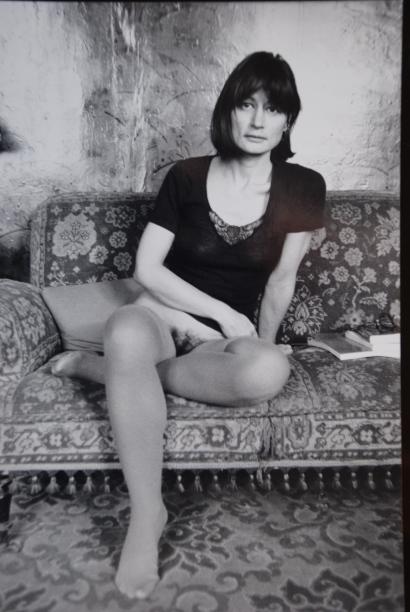 Catherine Millet, escritora.