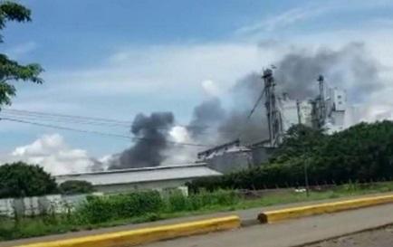 cargill quemado