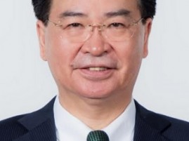 Jaushieh Joseph Wu, ministro de Relaciones Exteriores, República de China (Taiwán).