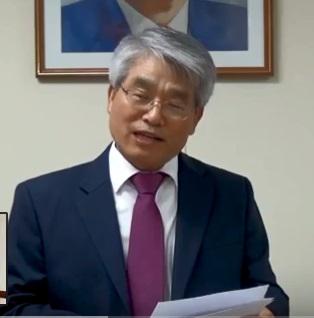 Hong Seok-Hwa, embajador de Corea en Nicaragua.