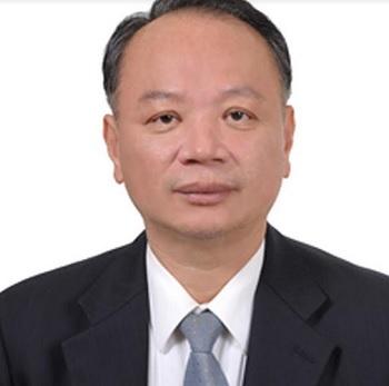 Tai Tsan-Po, Comisionado del Buró de Investigación Criminal, de la Agencia Nacional de Policía de Taiwán.
