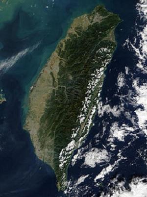 Isla taiwan