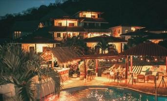 Hotel Selina en Maderas, Rivas.