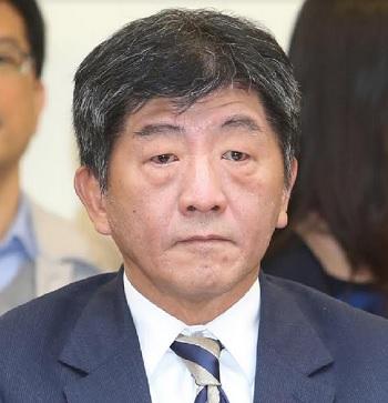 Dr. Shih Chung- Chen, ministro de Salud y Bienestar de la República de Taiwán.