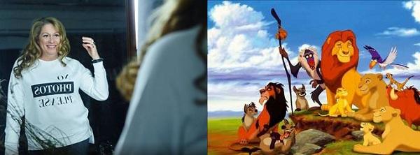 Aby Disney, heredera del imperio que erigió su abuelo.